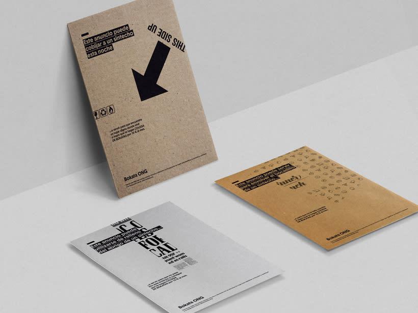 Bokata ONG. Campaña de guerrilla urbanaNuevo proyecto 5