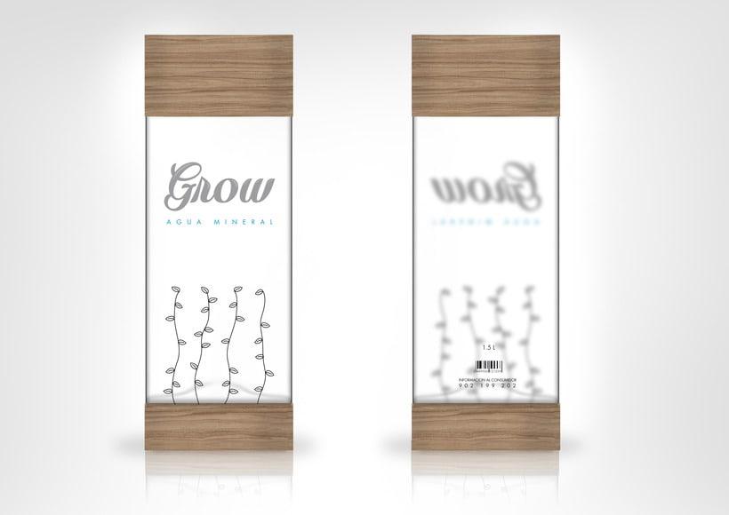 GROW Agua mineral 2