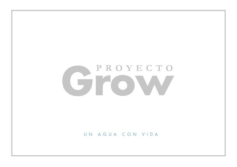 GROW Agua mineral 0