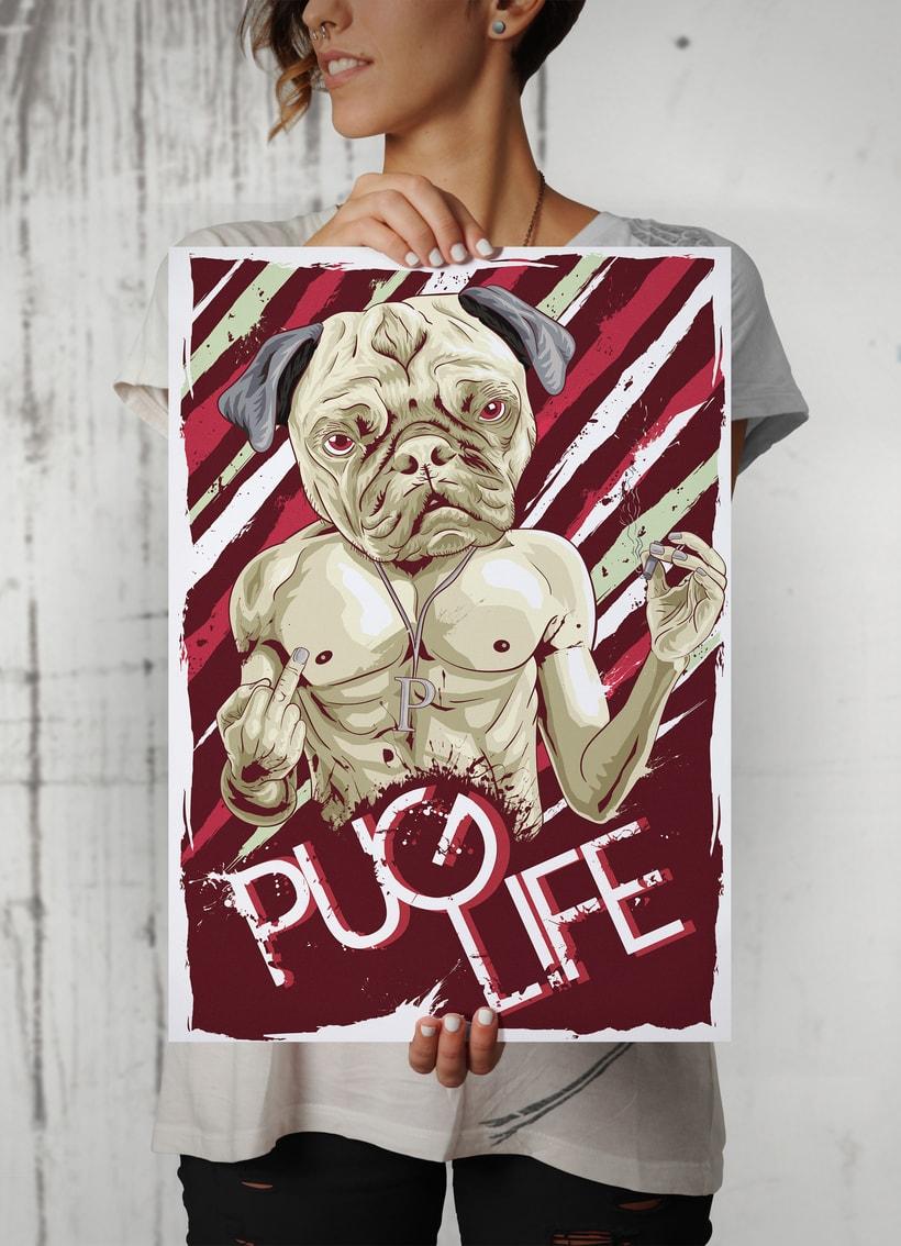 Pug Life 4