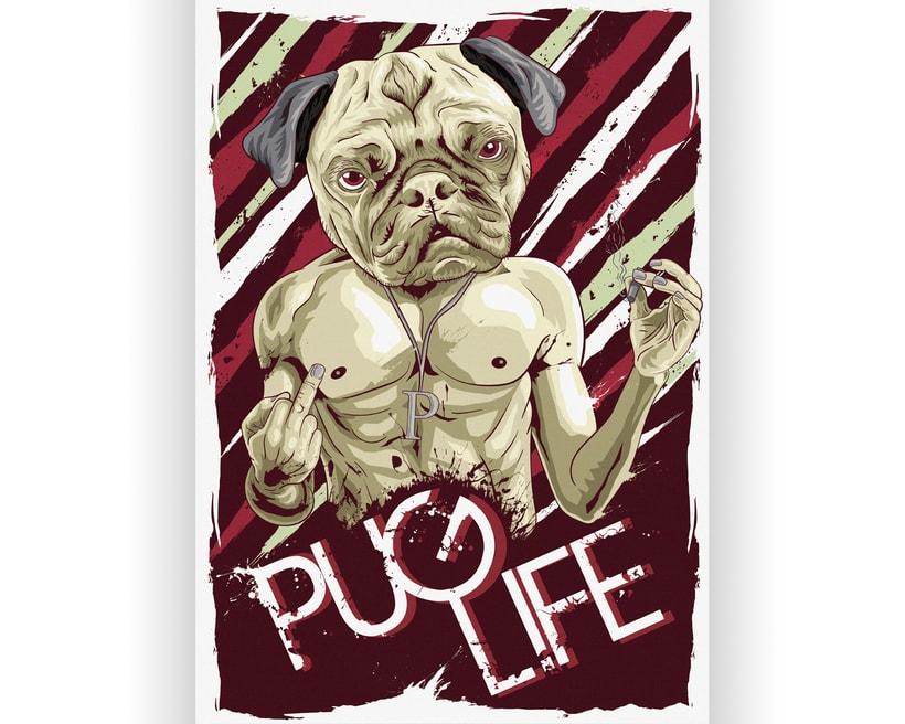 Pug Life 0