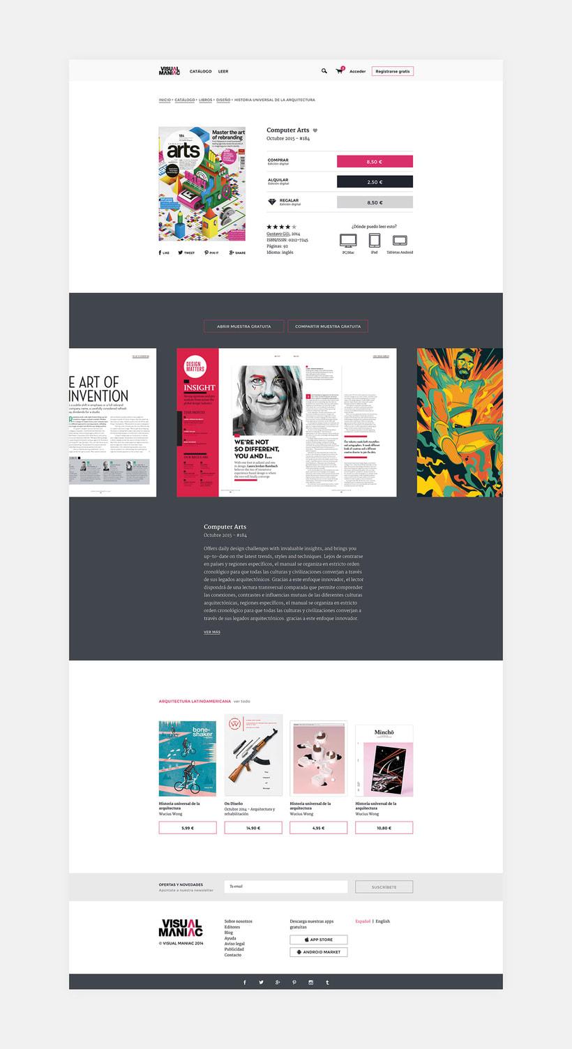 Visualmaniac digital bookstore 4