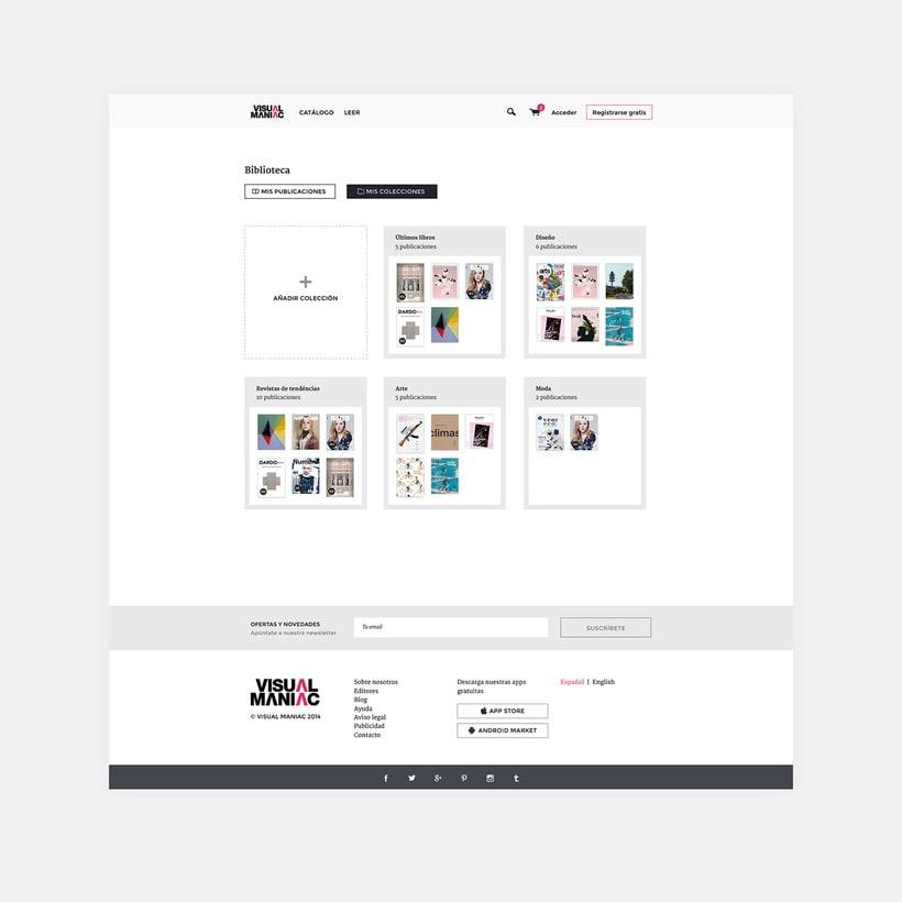 Visualmaniac digital bookstore 10