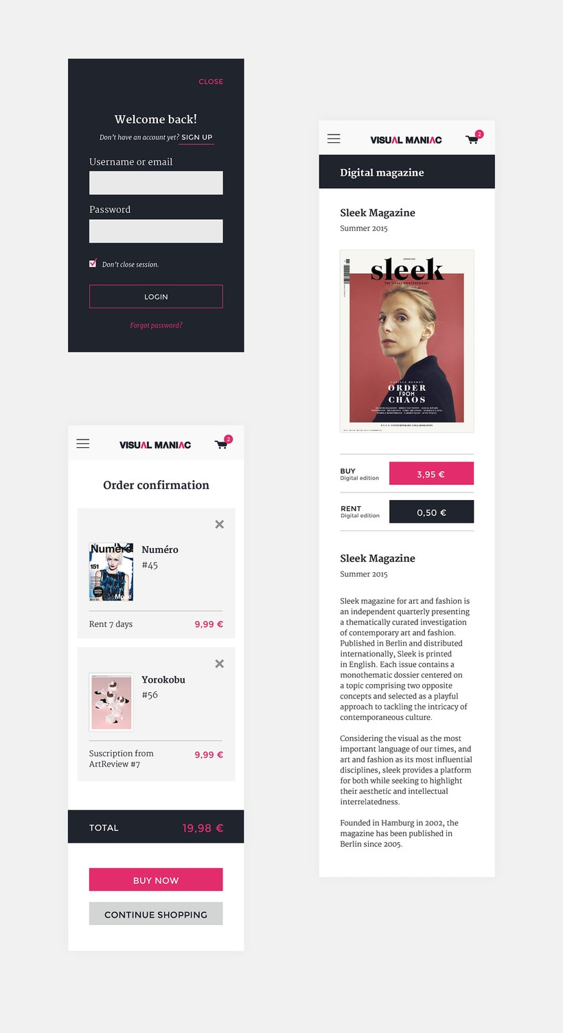 Visualmaniac digital bookstore 14