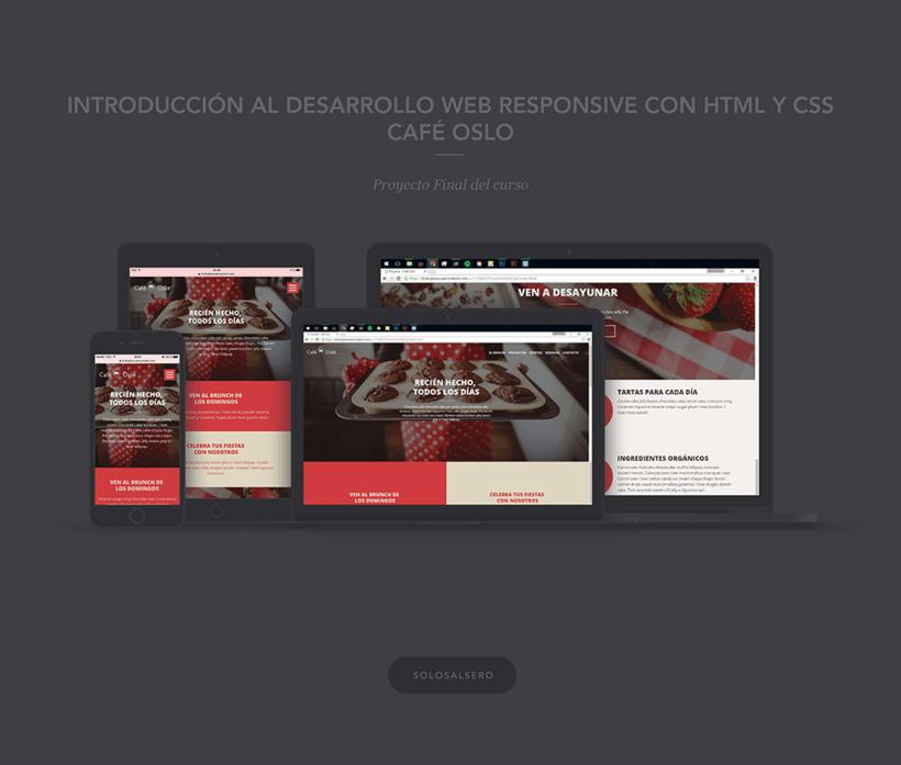 Proyecto curso: Introducción al Desarrollo Web Responsive con HTML y CSS - Café Oslo 0