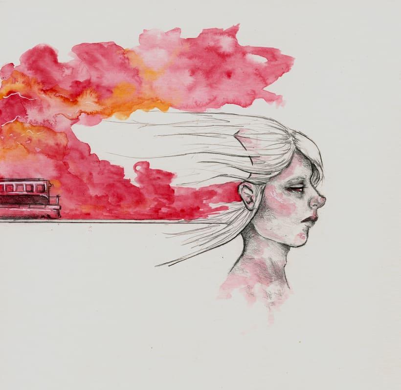 Ilustración de palabras -1