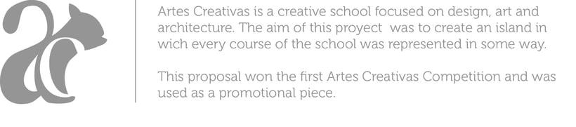 Propuesta ganadora del concurso Artes Creativas -1