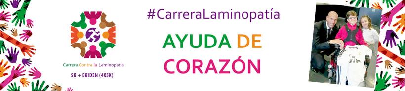 I CARRERA CONTRA LA LAMINOPATÍA 0