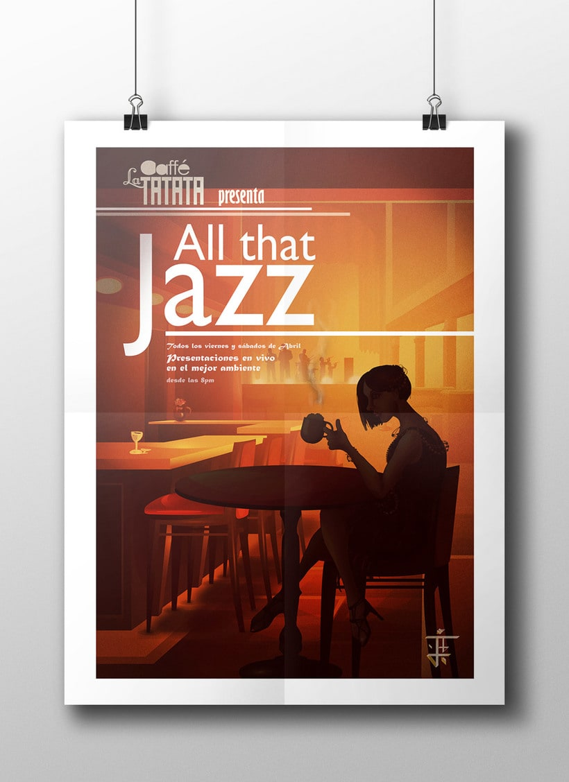 All that jazz en Caffe la TATATA -1
