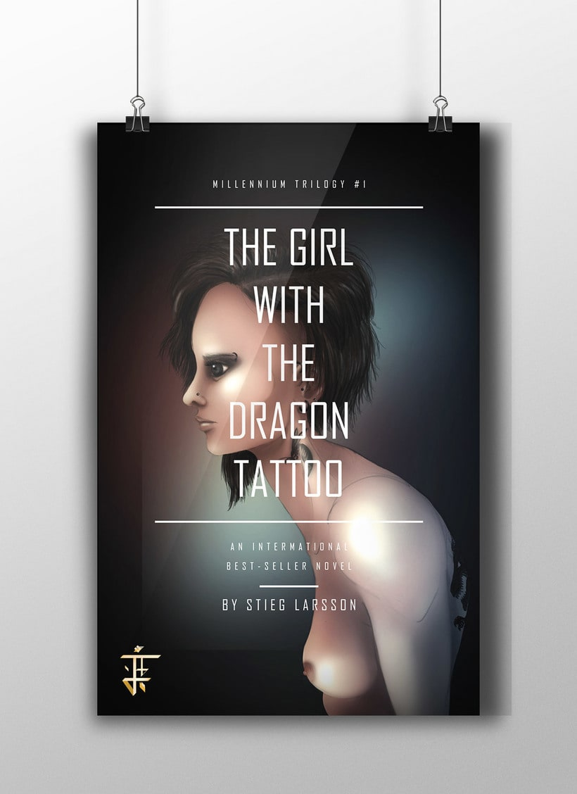 The Girl with the Dragon Tatto -1