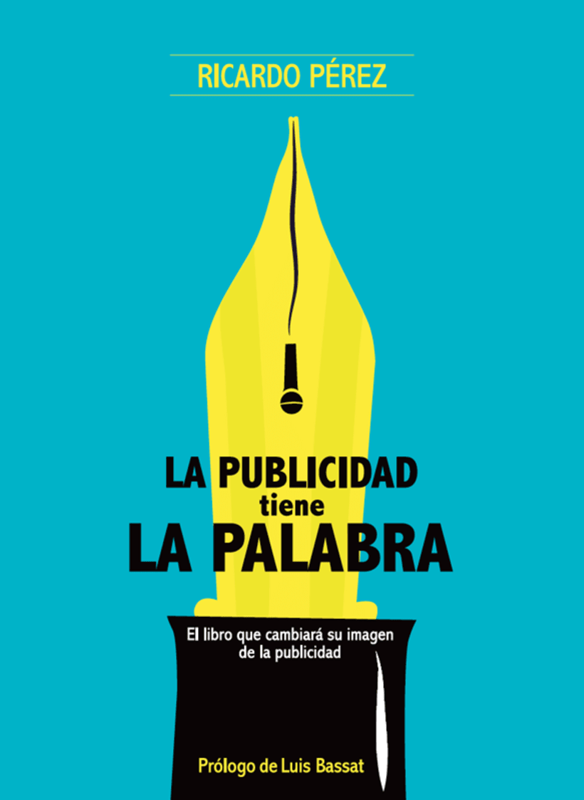 Ricardo Pérez presenta su libro 1