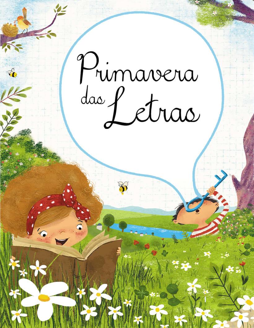 Primavera das Letras. R.A.G (Real Academia Galega) 0