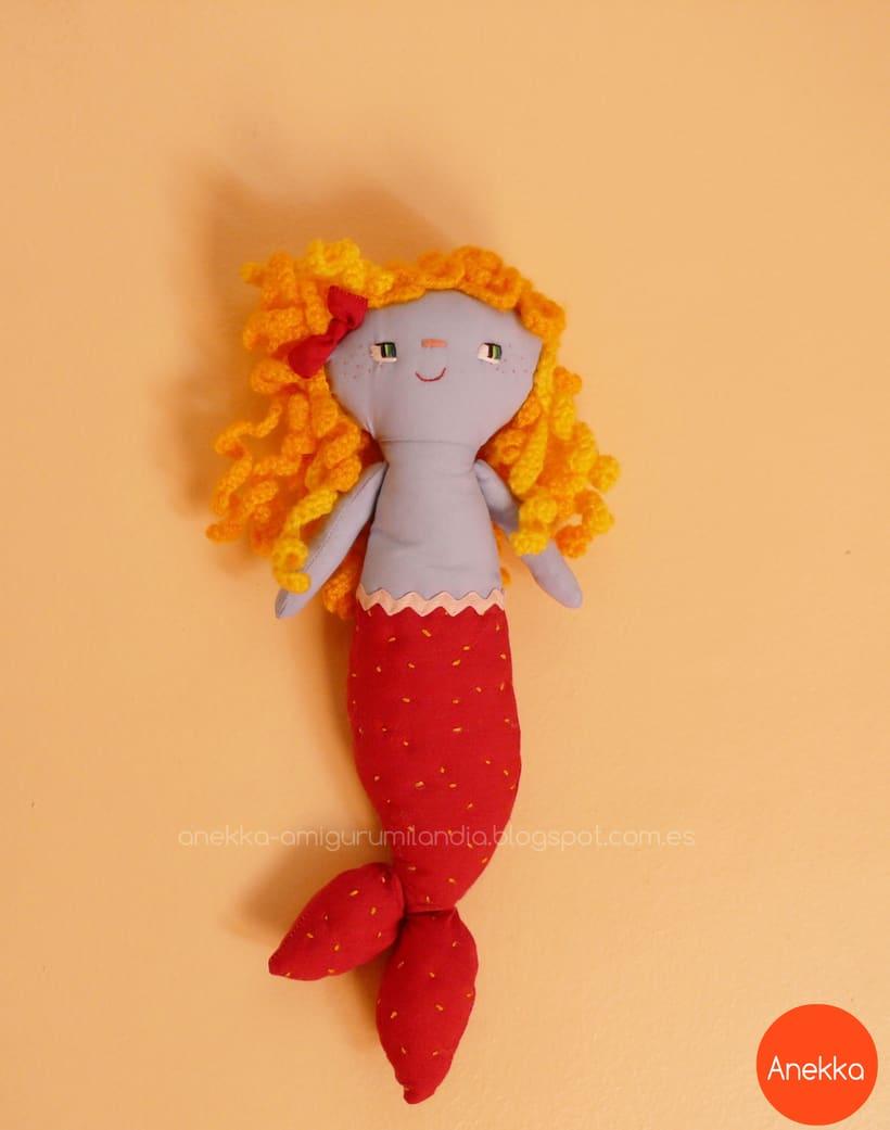 Bonnie mermaid 2