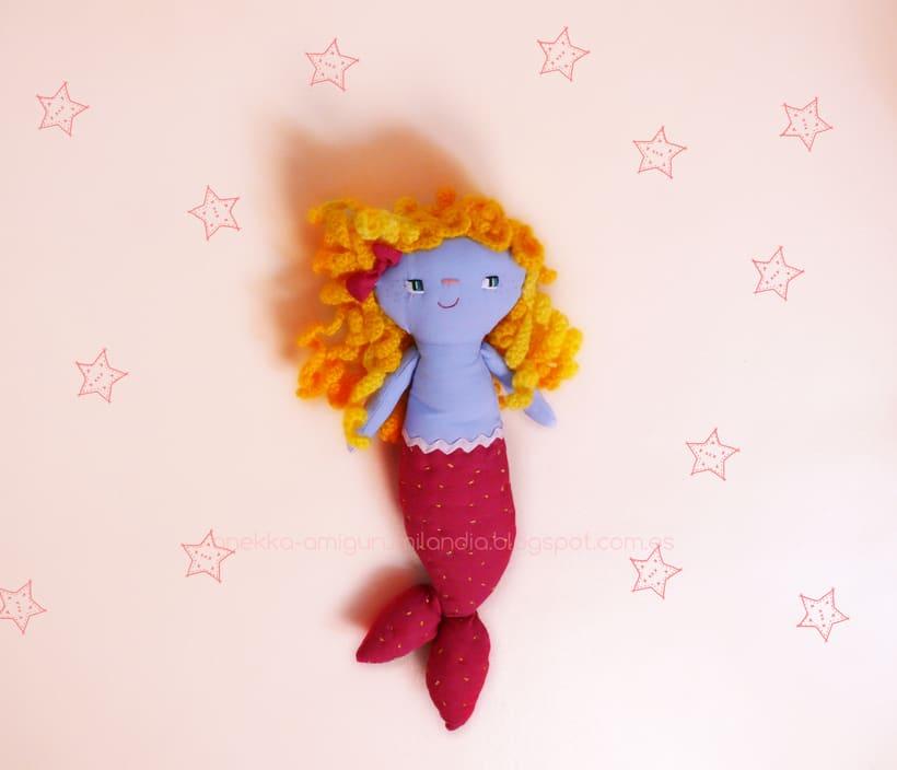 Bonnie mermaid 5