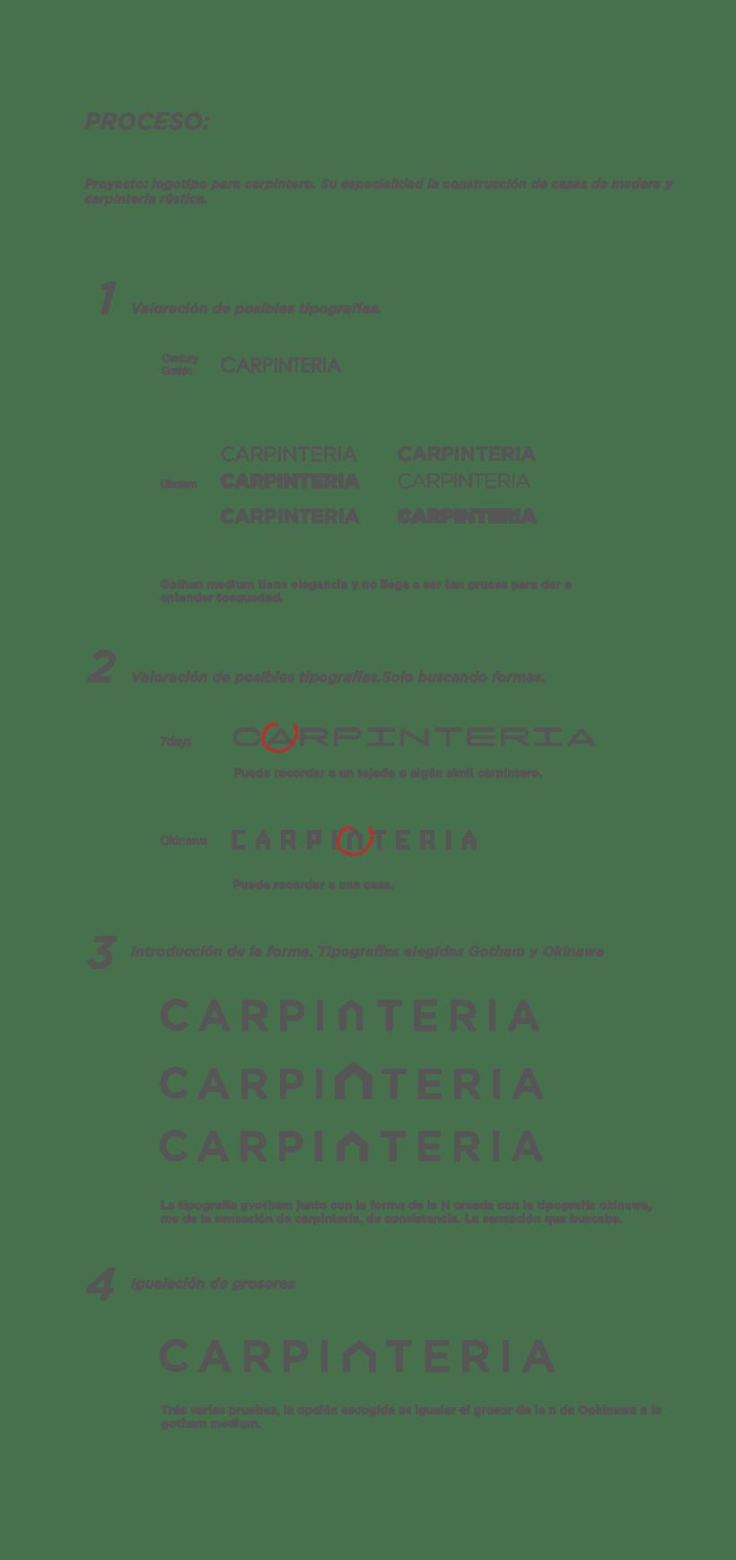 Carpinteria 0