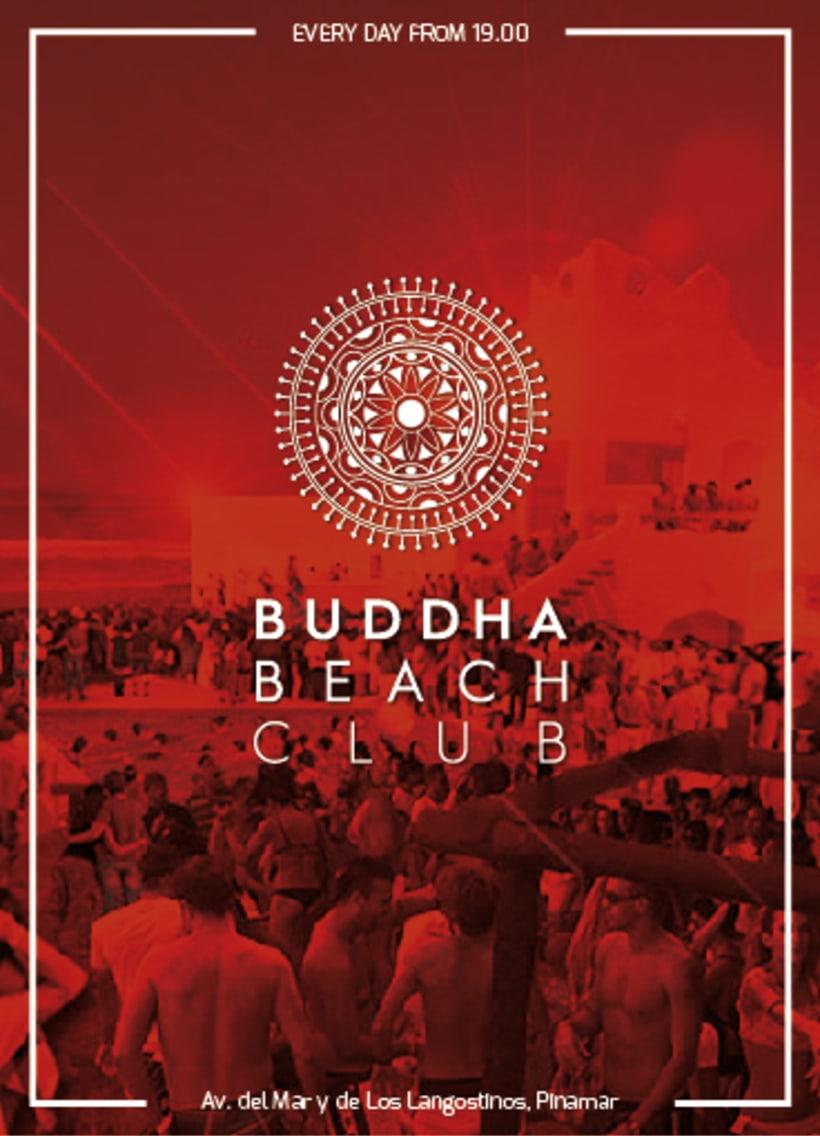 BUDDAH - BEACH CLUB 1