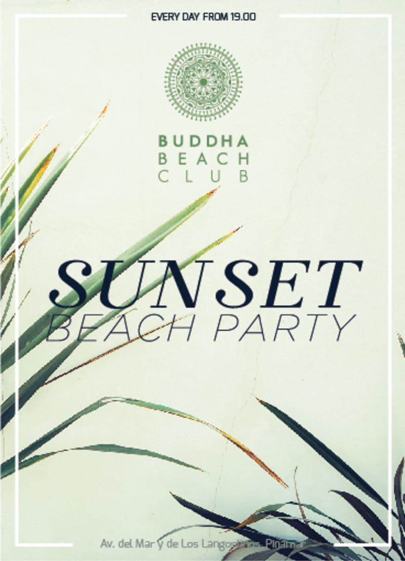 BUDDAH - BEACH CLUB 2