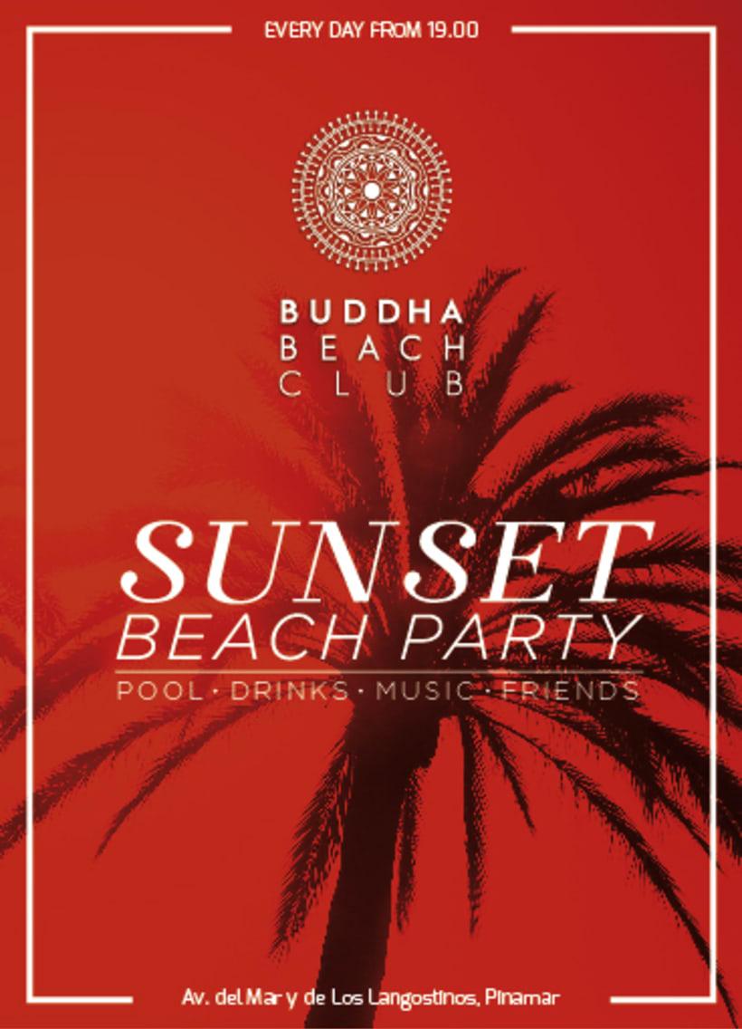 BUDDAH - BEACH CLUB 5