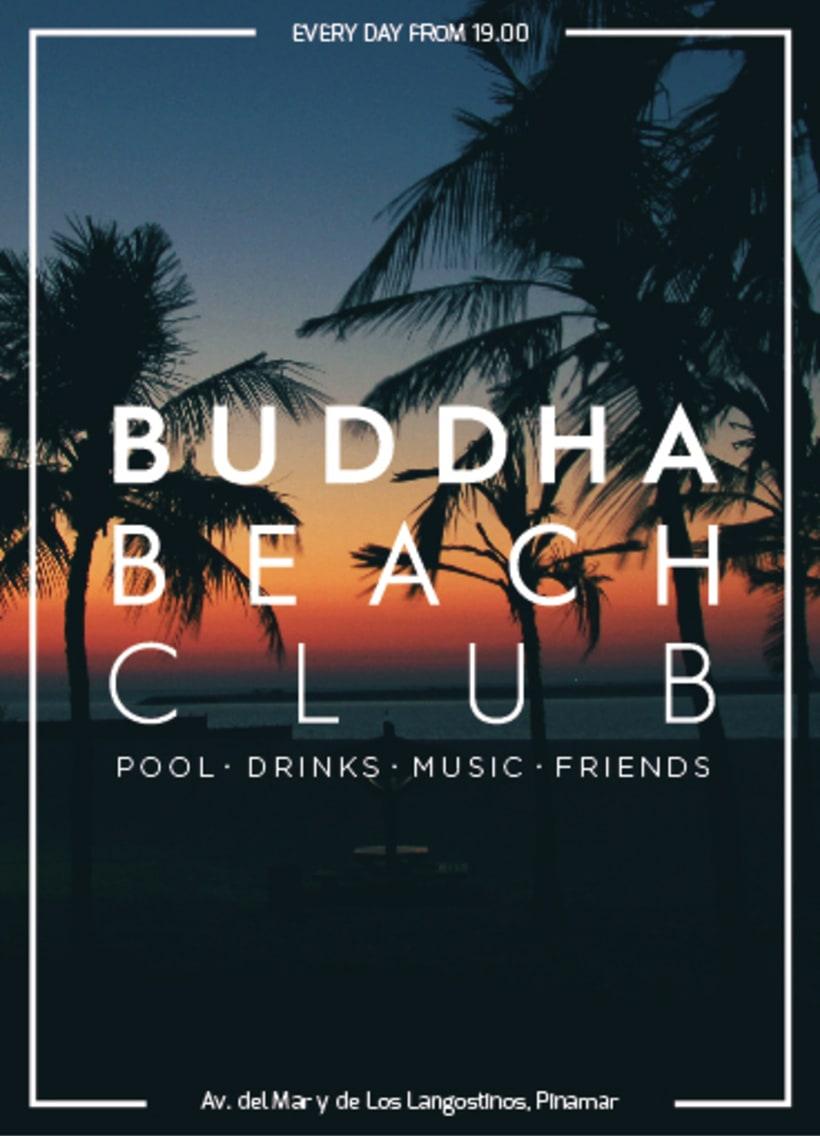 BUDDAH - BEACH CLUB 7