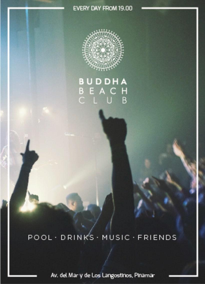 BUDDAH - BEACH CLUB 8
