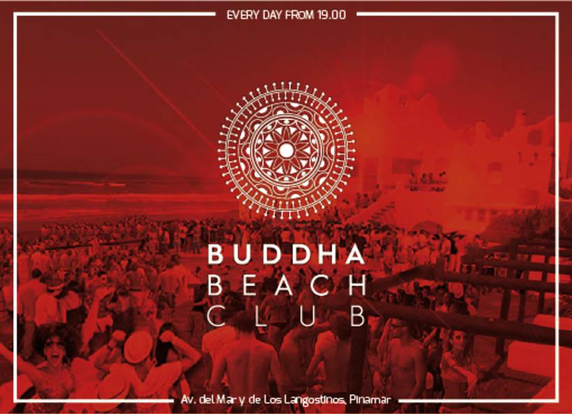 BUDDAH - BEACH CLUB 9