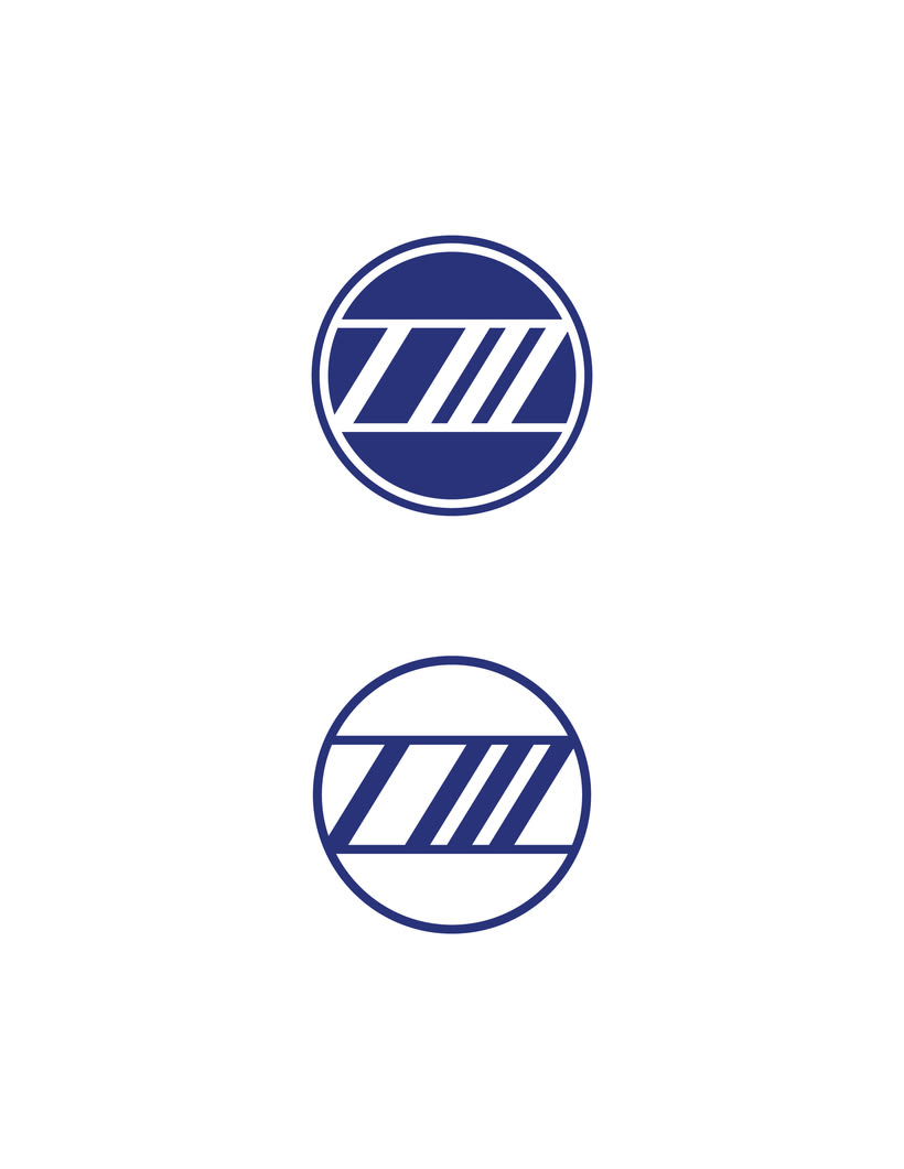 Mi Proyecto del curso: Identidad corporativa bi y tridimensional para JURÍDICO CORPORATIVO ZAMORA Y MARTÍNEZ.  2