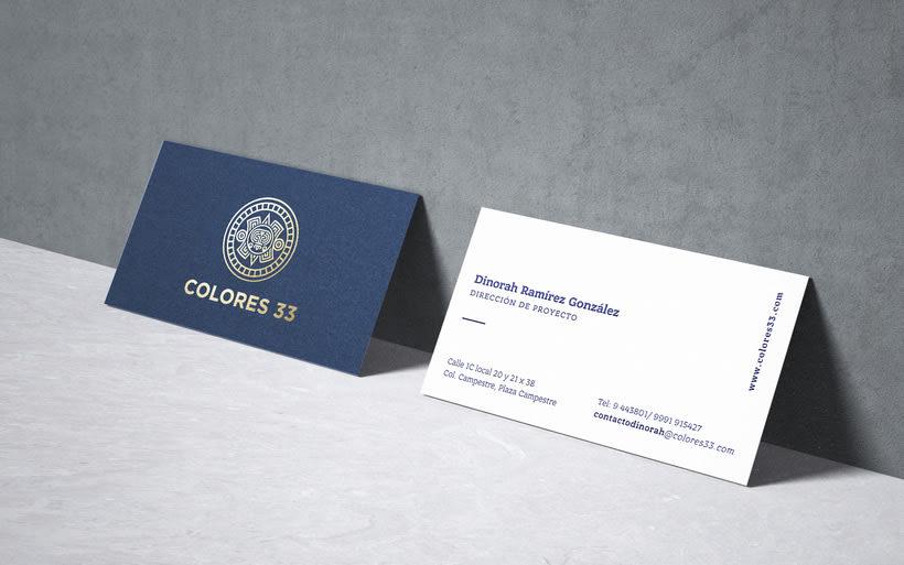 Colores 33 4