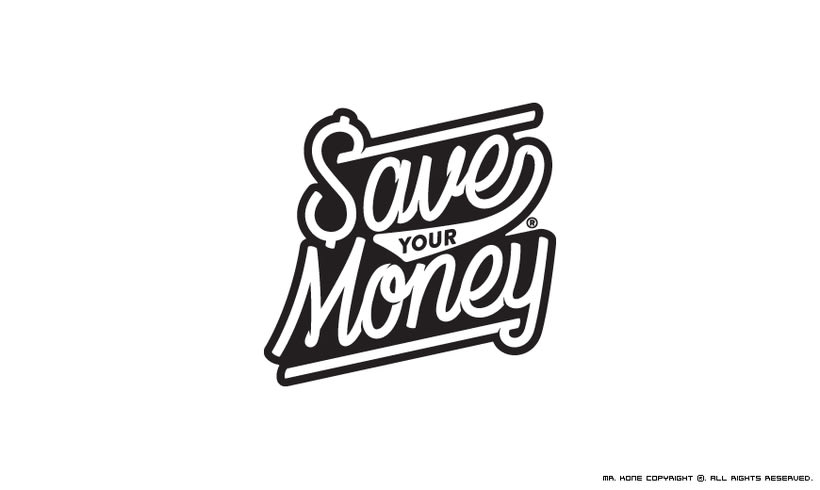 Save Your Money. Collection 2013 2