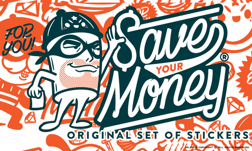 Save Your Money. Collection 2013 18