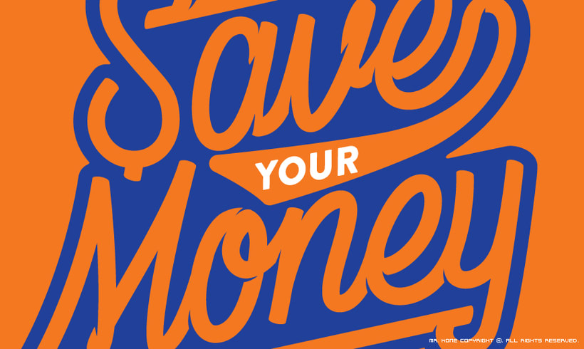 Save Your Money. Collection 2013 19