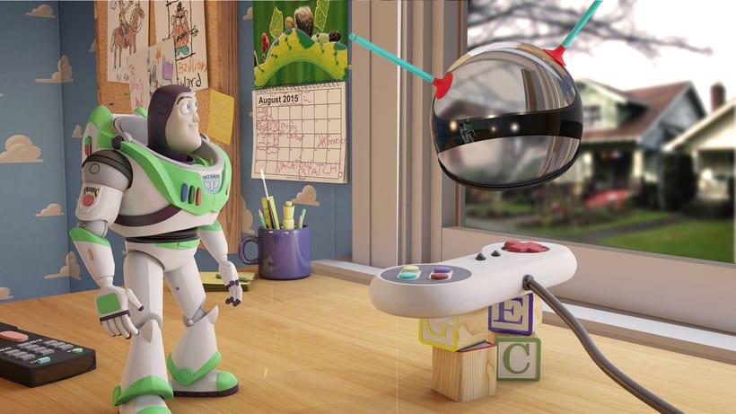Toy Story 3D Replica (Maya, MentalRay Render, Photoshop edit) 0