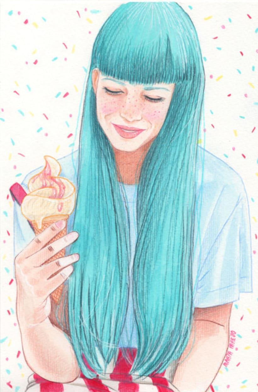 Mis ilustraciones (I) 3