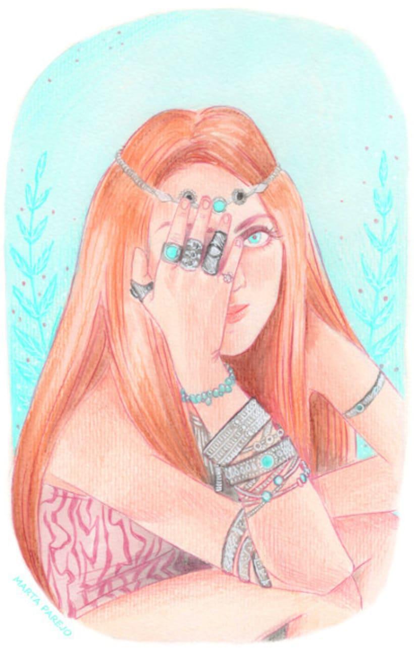 Mis ilustraciones (I) 4