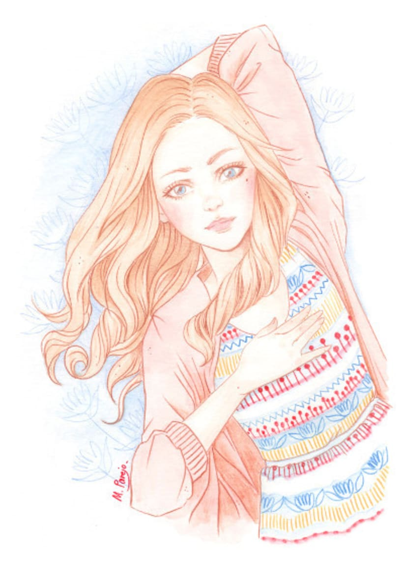 Mis ilustraciones (I) 5