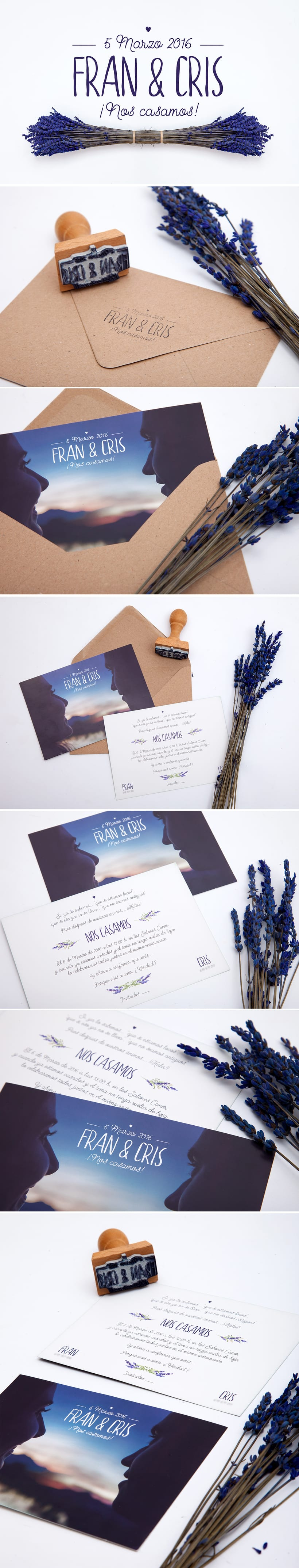 Fran&Cris - Wedding Invitation -1