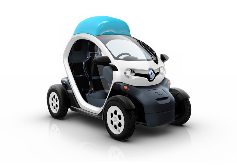 Renault Twizy Concept Series 2