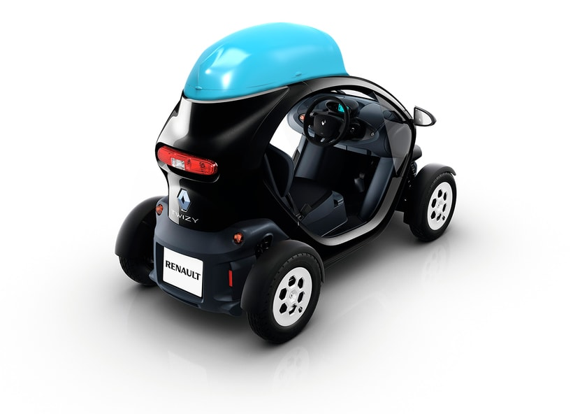Renault Twizy Concept Series 3