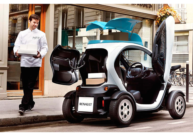 Renault Twizy Concept Series 4