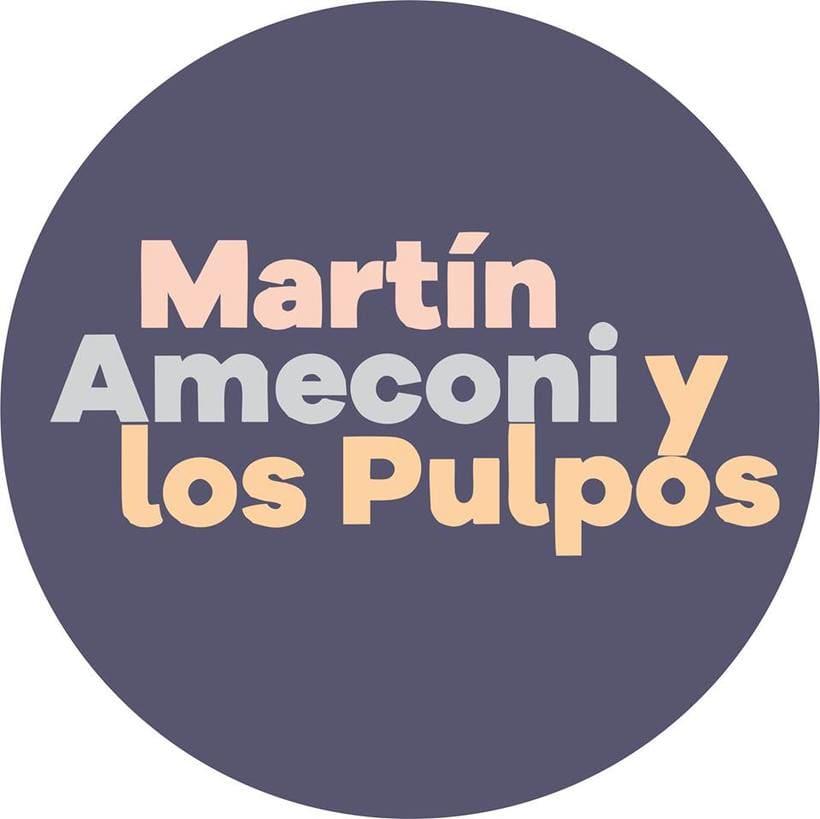 Martín Ameconi y Los Pulpos 1