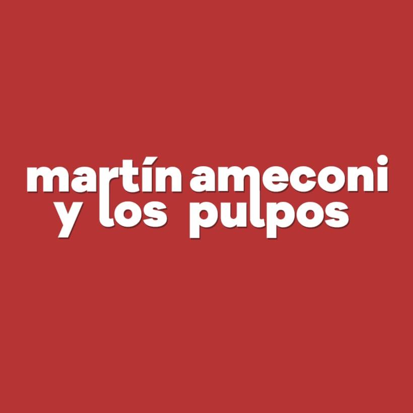 Martín Ameconi y Los Pulpos 2