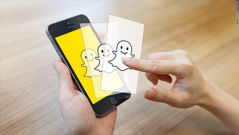 Guía de Snapchat para diseñadores  1