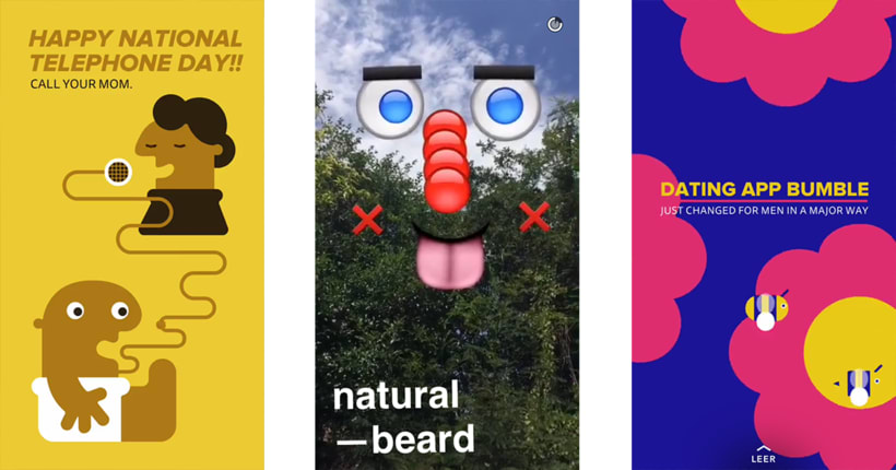 Guía de Snapchat para diseñadores  11