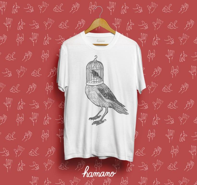 Hamano T-Shirts 3
