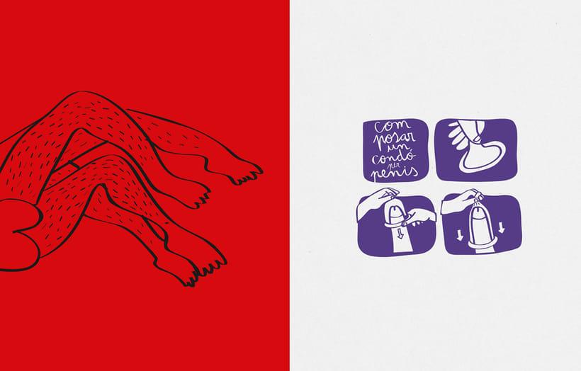 Rompiendo tabúes sexuales con las ilustraciones de La Clara  7