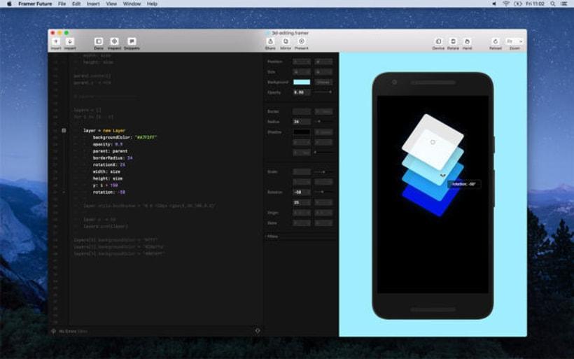Framer App: programación para no programadores  5