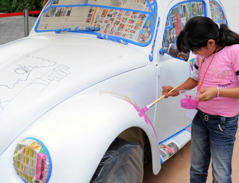 Los niños diseñadores mexicanos  2