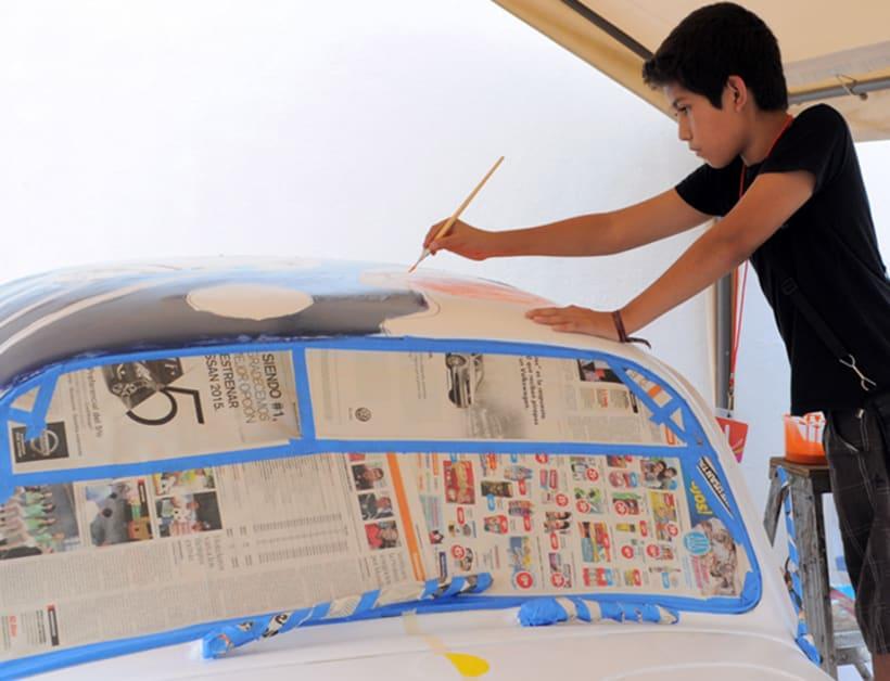Los niños diseñadores mexicanos  3