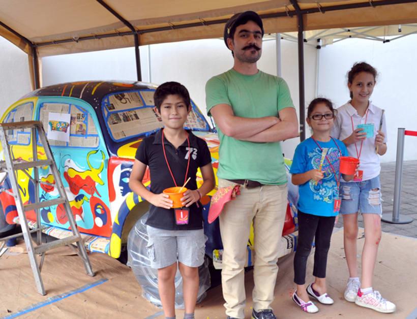 Los niños diseñadores mexicanos  10