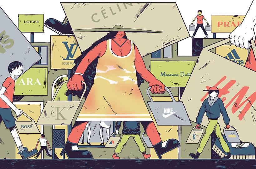 Cristian Robles y sus ilustraciones de cuento 9