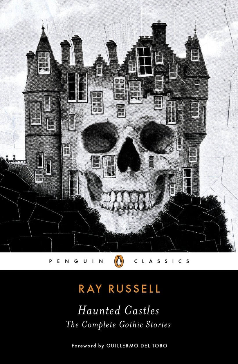 Penguin Classics | Haunted Castles | Ray Russell 1